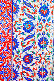 Iznik tile Royalty Free Stock Photography