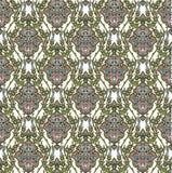 Iznik Tile Pattern Stock Images