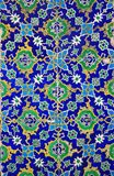 Iznik tiles Stock Photos