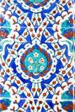 Iznik tiles in Rustem Pasa Mosque, Istanbul Royalty Free Stock Photos