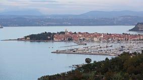 Izola Slovenien royaltyfri fotografi