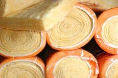 izolaci materiału thermal Zdjęcia Stock