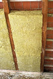 izolacja termiczna Obraz Royalty Free