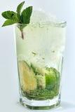 Izolated питье Mohito, Стоковая Фотография