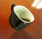 Izolująca filiżanki kawa Zdjęcia Stock