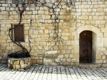 Izrael aleja Fotografia Royalty Free