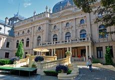 Izrael Poznanski pałac Obrazy Royalty Free