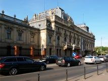 Izrael Poznanski Palace. Royalty Free Stock Image