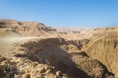 Izrael. Pustynny Negew zdjęcia royalty free
