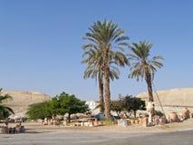 Izrael Sprzedaż garncarstwo w Judaistycznej pustyni Fotografia Stock
