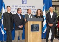 2015 Izrael wybór parlamentarny Fotografia Royalty Free