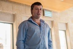 Izraelicki polityk Stas Misezhnikov, były minister turystyka zdjęcie royalty free