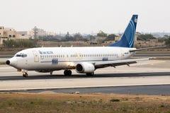 Izraelickich elektronika Estradowy Eksperymentalny samolot Fotografia Stock