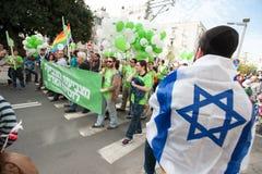 Izraelickie polityka Zdjęcia Royalty Free