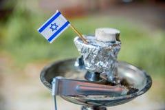 izraelski shisha Obrazy Stock