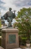 Izumo κανένα άγαλμα Okuni Στοκ Φωτογραφία