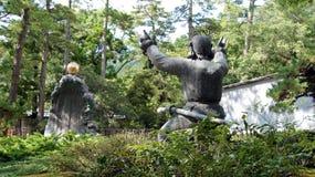 Izumo statue of Ōkuninushi no Mikoto Stock Photo