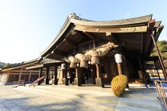 Izumo-taisha Fotografie Stock