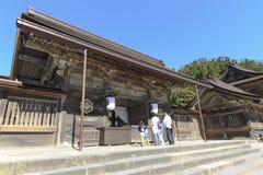 Izumo-Taisha honden Stock Foto's