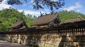 Izumo taisha magistrali świątynia Zdjęcia Stock