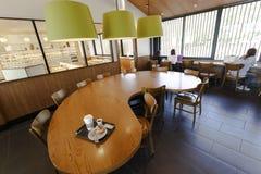 Izumo-taisha's Starbucks Lizenzfreies Stockfoto