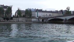 Jábega del río de París metrajes
