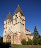 Ják Kirche Stockfotos
