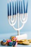 Jánuca Imagen de archivo libre de regalías