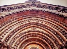 JÃ ¡ ki εκκλησία, Ουγγαρία, Βουδαπέστη Στοκ φωτογραφία με δικαίωμα ελεύθερης χρήσης