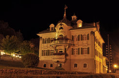Jägerhaus in Schwangau Bayern Lizenzfreies Stockfoto