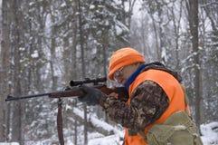 Jägerjahreszeit 3 Lizenzfreies Stockbild