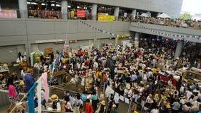 Jährliche Flohmarkt in Tokyo, Japan lizenzfreie stockfotografie
