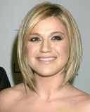Kelly Clarkson lizenzfreie stockfotos