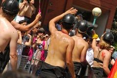 Jährliche Stolz-Parade, Toronto Stockfoto