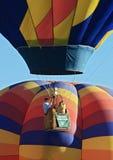 34. jährlicher Colorado-Ballon-Klassiker in Colorado Springs lizenzfreies stockfoto