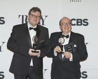 69. jährlicher Tony Awards im Jahre 2015 lizenzfreie stockbilder