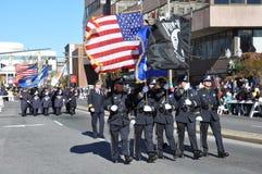 20. jährlicher UBS-Danksagungs-Parade Spectacular, in Stamford, Connecticut Lizenzfreie Stockbilder