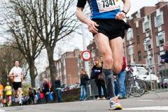 Jährliches Fortis Rotterdam Marathon 2010 Stockfotos