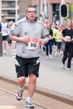Jährliches Fortis Rotterdam Marathon 2010 Lizenzfreies Stockfoto