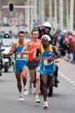 Jährliches Fortis Rotterdam Marathon 2010 Stockfotografie