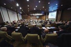 Jährliches Forum der Hubschrauber-Industrie-Verbindung Lizenzfreie Stockfotos