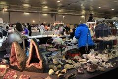 23. jährliches Toronto Jem und Mineralshow Lizenzfreies Stockfoto