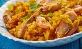 Jäkel Fried Rice Arkivbild