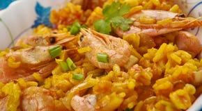 Jäkel Fried Rice Arkivfoto