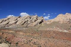 Jäkels passerande, Utah Royaltyfria Bilder