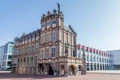 Jäklar inhyser i Arnhem Nederländerna arkivbild