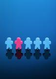 jämställdhet Arkivbild