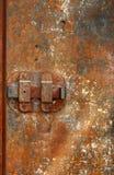 järn för 02 dörr Royaltyfria Foton