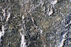 Järnmalm Metalliskt järn close upp Suddiga gränser Mineraler av jorden Extraktion av naturlig järnmalm _ royaltyfri foto