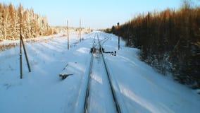 Järnväg lager videofilmer